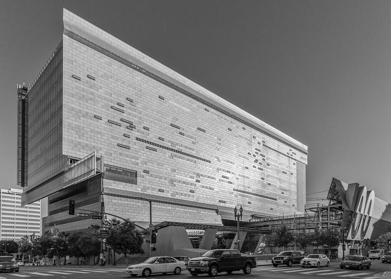 CalTrans District 7 HQ, Los Angeles