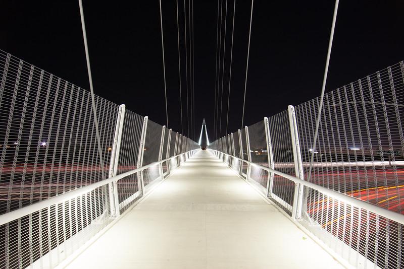 Mary Avenue Bridge, Cupertino, CA