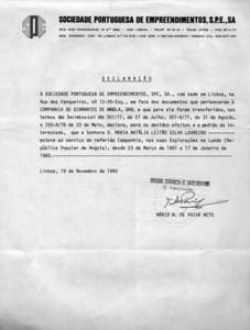 Sociedade Portuguesa dos Empreendimentos - Rua dos Fanqueiros