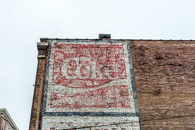 AL, Birmingham - Coke Wall Sign 03