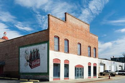GA, Sylester - Coca-Cola Wall Sign