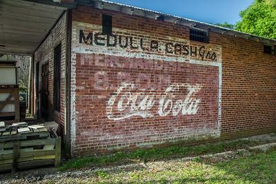 FL, Medulla - Coca-Cola Wall Sign 02