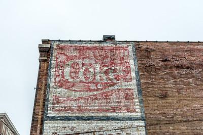 AL, Birmingham - Coke Wall Sign 03