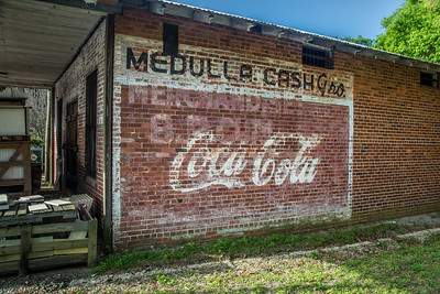 FL, Medulla - Coca-Cola Wall Sign 02