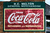 GA, Allentown - Coca-Cola Wall Sign 03