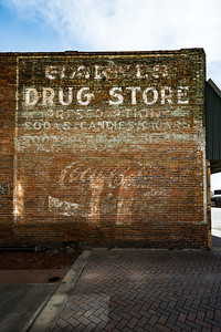 GA, Baxley - Coca-Cola Wall Sign 02