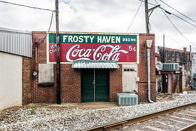 GA, Bremen - Coca-Cola Wall Sign 03