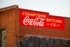 Coca-Cola Wall Sign 02 - Cedartown, GA