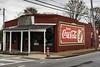 Coca-Cola Wall Sign - Commerce, GA