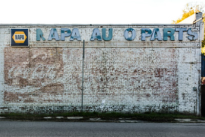 GA, Fairmount - Coca-Cola Wall Sign 02