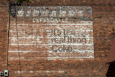 GA, Greensboro - Coca-Cola Wall Sign 02