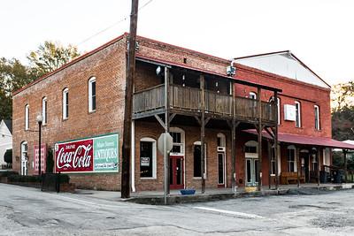 GA, Hiram - Coca-Cola Wall Sign 02
