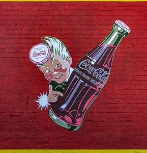 GA, Jasper - Coca-Cola Spirit Boy
