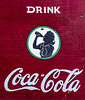 Coca-Cola Wall Sign 03 - Lincolnton, GA