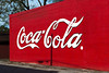 Coca-Cola Wall Sign 02 - Lumber City, GA