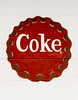 Coca-Cola Wall Sign 04 - Maysville, GA