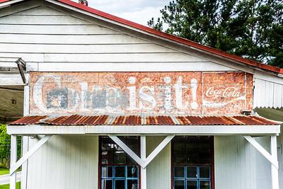 GA, Moreland - Coca-Cola Wall Sign 02