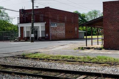 GA, Taylorsville - Coca-Cola Wall Sign