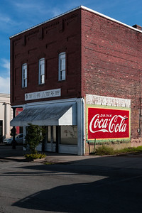 GA, Warrenton - Coca-Cola Wall Sign 05