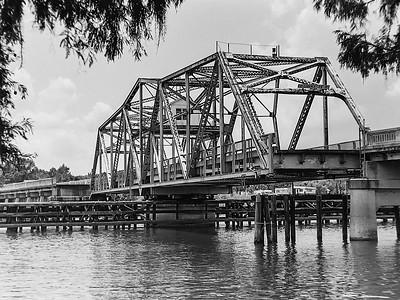 Old Iron Bridge Opening