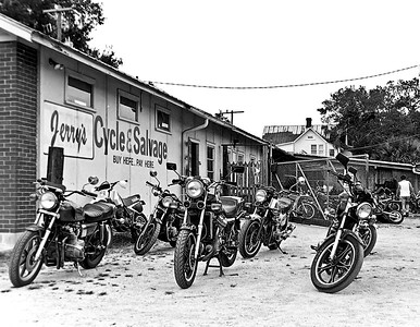 Jerry's Cycles