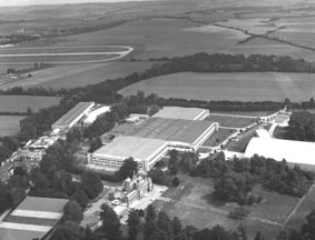 <font size=3><u> Hydraulics Research Station -  </u></font> (BS0236)  Howbery Park 1980's.