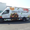 "Sprinter Wrap for Central Market in Dallas, TX  <a href=""http://www.skinzwraps.com"">http://www.skinzwraps.com</a>"