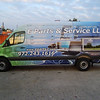 "Vehicle Wrap installed on a Sprinter Van for E Parts and Services.    <br /> <a href=""http://www.skinzwraps.com"">http://www.skinzwraps.com</a>"
