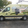 "Sprinter wrap for Pin Oak Kennels in Dallas, TX  <a href=""http://www.skinzwraps.com"">http://www.skinzwraps.com</a>"