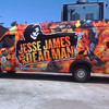 "Sprinter Wrap for Jesse James in Los Angeles, CA.  <br /> <a href=""http://www.skinzwraps.com"">http://www.skinzwraps.com</a>"