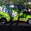 "Sprinter wrap for Green Coast Hydroponics in Los Angeles, CA  <a href=""http://www.skinzwraps.com"">http://www.skinzwraps.com</a>"