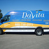 "Vehicle Wrap installed on a Sprinter Van for Davita.   <a href=""http://www.skinzwraps.com"">http://www.skinzwraps.com</a>"