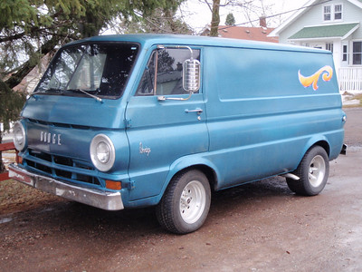 I bought this van from a guy down in Detroit for $3600.00 and had it shipped up to Duluth for $400.00.