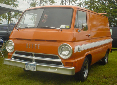 Bert member of Western New York Van Club since 1974