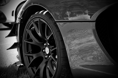 Dodge Viper ACR Wheel