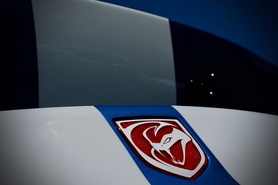 Dodge Viper ACR Badge