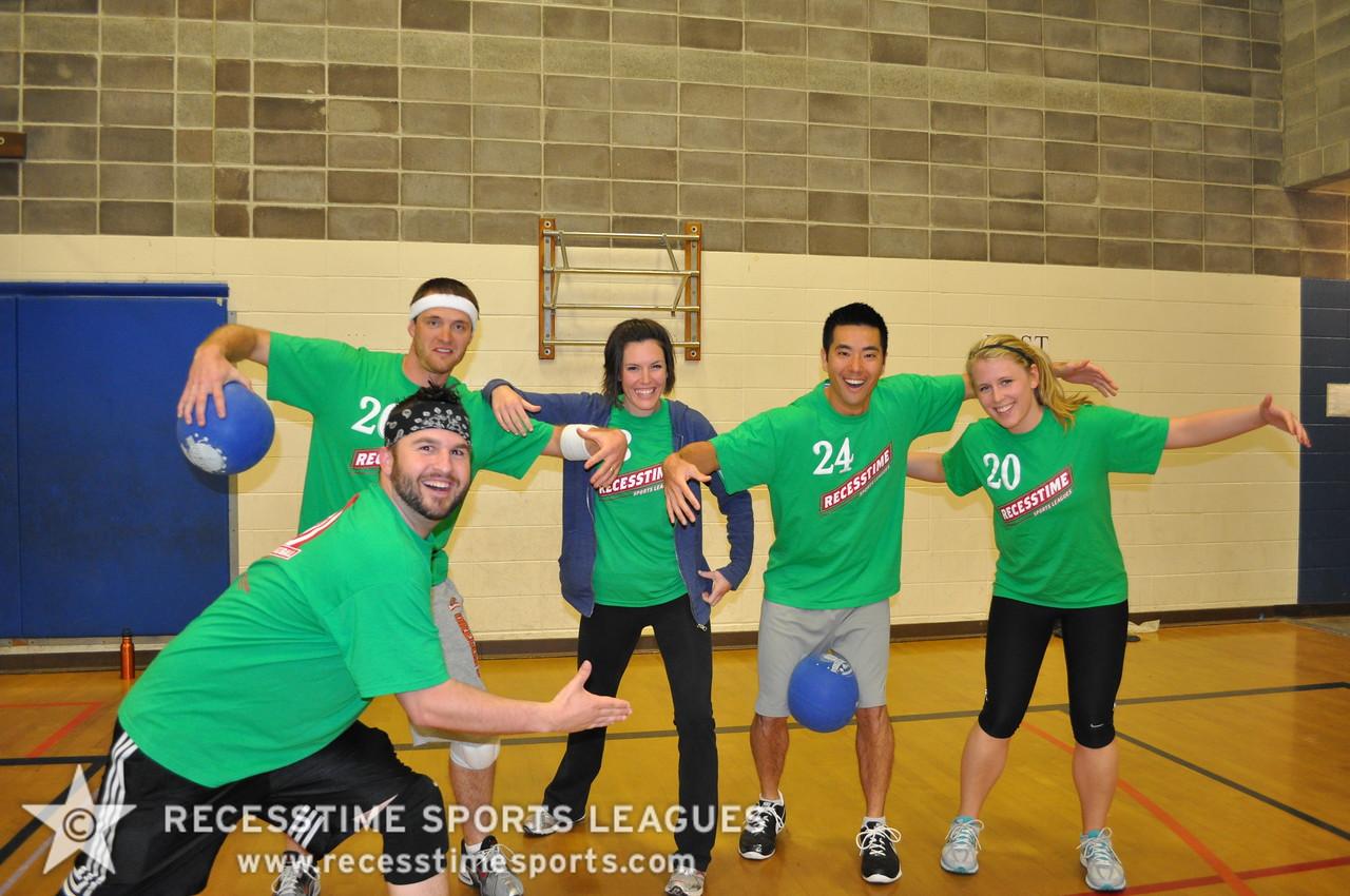 recesstime dodgeball kickball bowling mushball ping pong