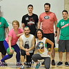 Globo Gym -  Thursday Night 8.5 Rubber Recesstime Dodgeball Portland, Oregon