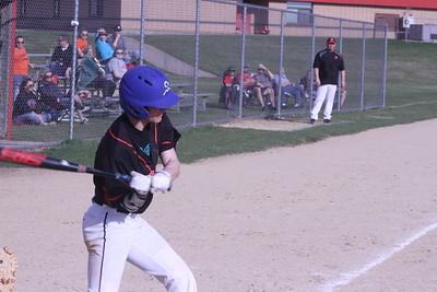 Dodgeville @ Iowa-Grant Baseball 4-30-18