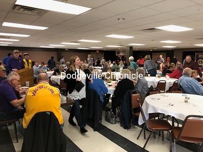 Dodgeville Lions Fun Night 4-13-19
