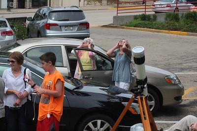 Dodgeville Public Library Solar Eclipse Party 08-21-2017