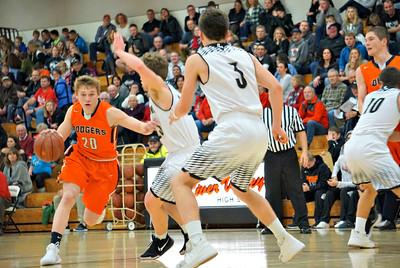 Dodgeville @ River Valley Boys Basketball 12-8-17