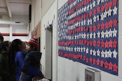 Dodgeville School District Veterans Day Program 11-10-2017