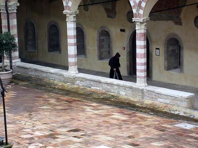 Assisi Monk