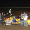 10   Mini Stock -  Kyle Jarrett -- Photo by Kirby Laws