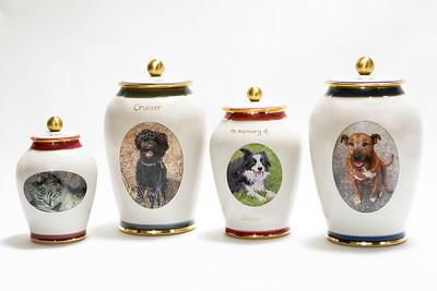 Custom Photo Pet Urns