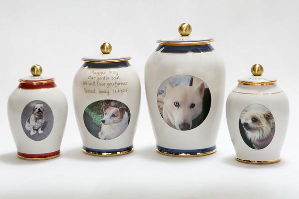 Pet Urns Custom Decals