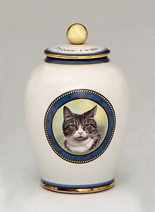 Cat Urn Small Size