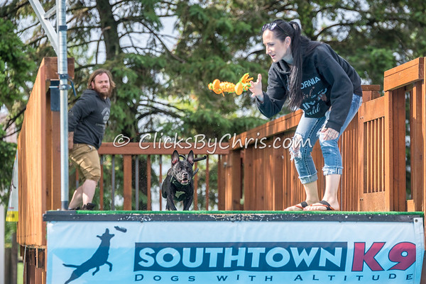 NIKA UKC Dock Diving Competition - Southtown K9 - Sunday, May 28, 2017