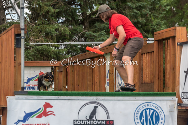 NADD / AKC Dock Diving Trial - Southtown K9 - Saturday, June 11, 2016